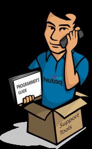 Nutaq Support Engineers